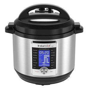 Instant Pot Ultra |8 Quart 10-in-1 16 One-Touch