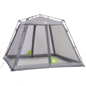 Ozark Trail 10 Ft by 10 Ft 30008 Instant Screen tent