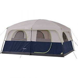 Ozark Trail 14' by 10' Family screen Tent w/ Electrical cord access
