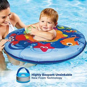 SwimSchool Unsinkable, Self-Inflating