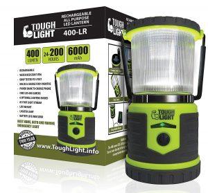 Tough Light Rechargeable Lantern