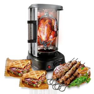 NutriChef Vertical Rotating Oven
