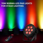 Top 10 Best Par LED Lights in 2021 Reviews | Buyer's Guide