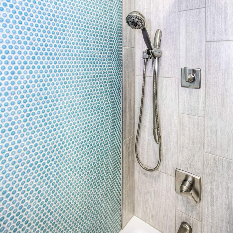 Replacement Shower Hose Chrome