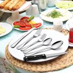 Top 10 Best Silverware Set for 8 in 2021 Reviews | Buyer's Guide