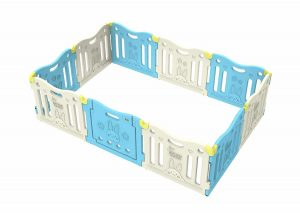 Baby Care Play Mat SkyBlue Playpen
