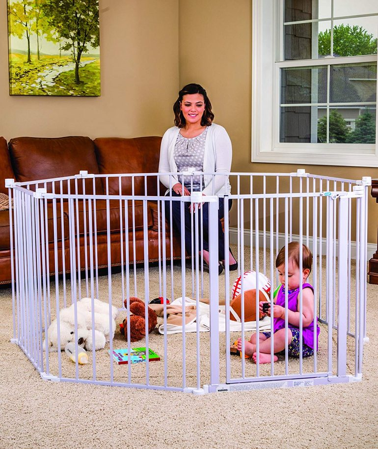 Baby play Fence