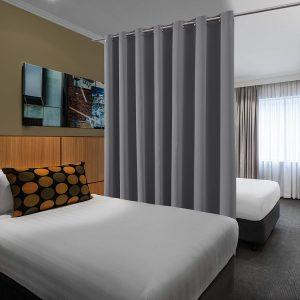 BluCOASTLINE Room Divider Curtain
