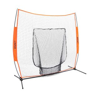 Bownet 7' x 7' Portable Sock Net for Pitching