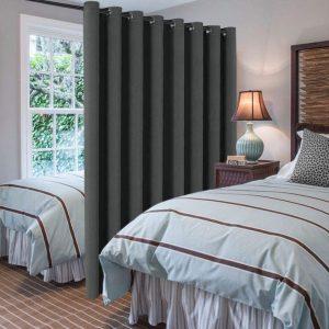 H.VERSAILTEX Room Divider Blackout Curtains