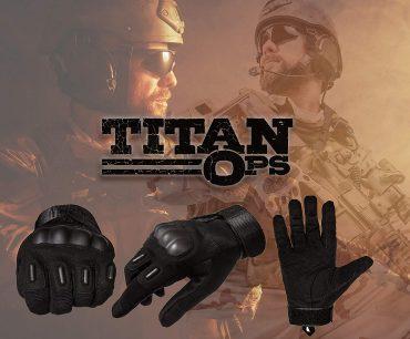 Hard Knuckle Gloves