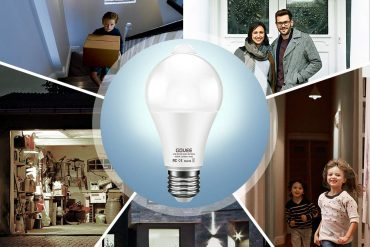 Motion Sensor Light Bulbs