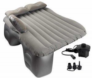 OLIVIA & AIDEN Inflatable Car Air Mattress