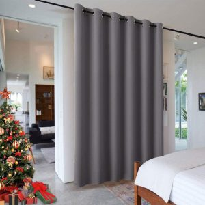 RYB HOME Room Divider Curtain