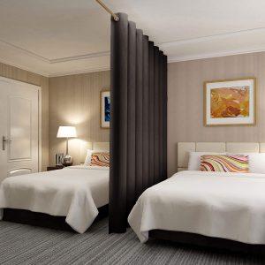 Rose Home RHF Room Divider Curtain