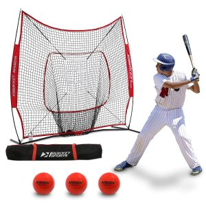 Rukket 6pc Baseball and Softball Bundle
