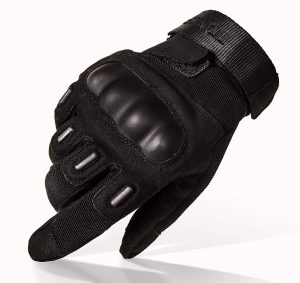 TitanOPS Half Finger and Full Finger Hard Knuckle Tactical Outdoor Gloves