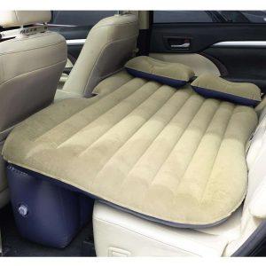 Yescom Inflatable Mattress Car Air Bed