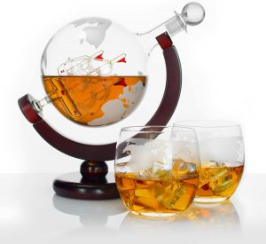 Atterstone Whiskey Decanter Set