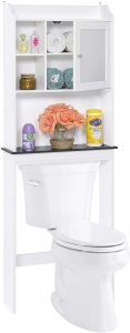 Best Choice Products Over-The-Toilet Storage Cabinet