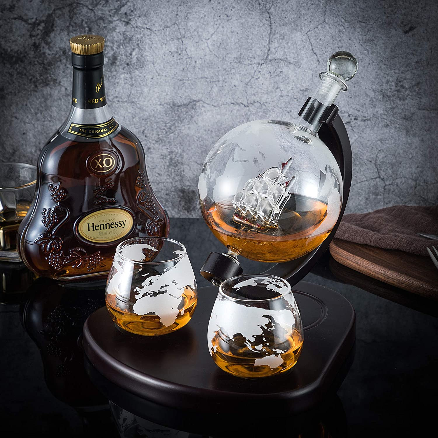 Top 10 Best Globe Whiskey Decanters In 2021 Reviews Buyer S Guide