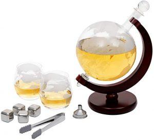 NEX Whiskey Decanter Globe Se
