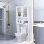 Top 10 Best Over The Toilet Storages in 2021 Reviews | Buyer's Guide