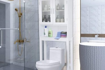 Top 10 Best Over The Toilet Storages in 2020 Reviews | Buyer's Guide