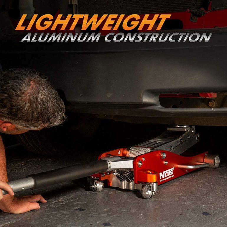 Aluminum Floor Jacks