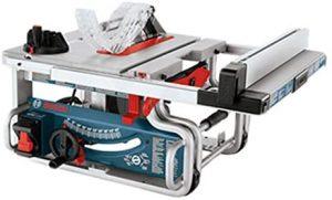 Bosch 10-Inch Portable Jobsite Table