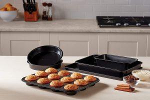 Calphalon Nonstick 6-Pieces Bakeware Set