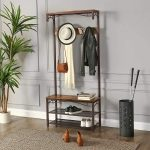 Top 10 Best Coat Rack with Shoe Benches in 2021 Complete Reviews