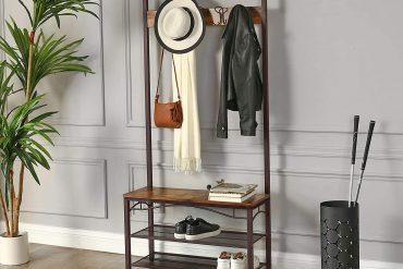 Top 10 Best Coat Rack with Shoe Benches in 2020 Complete Reviews