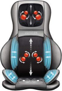 Comfier Shiatsu Neck & Back Massager