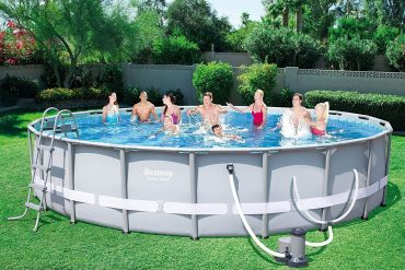 Top 10 Best Frame Pool Set with Filter Pumps in 2020 Complete Reviews