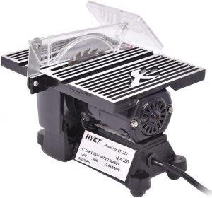 """Goplus Electric Table Saw 4"""" Mini Table saw"""