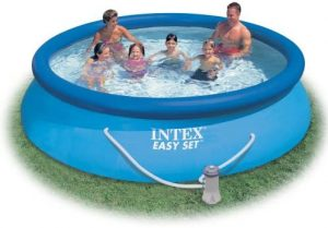 Intex Recreation Easy Set Round Pool Set