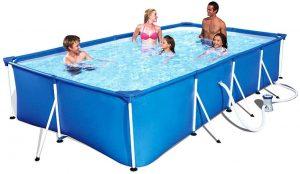 Kamiliya 2020 Summer Family Pool with Filter Pump