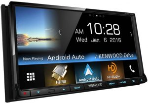 Kenwood DDX Double DIN SiriusXM Car Stereo Receiver