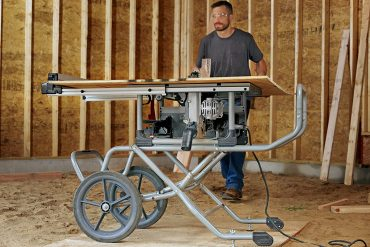 Mini Saw Tables