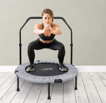 Mini Trampolines for adults
