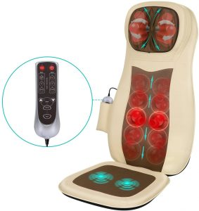 Naipo Back and Neck Massager Chair