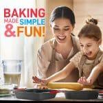 Top 10 Best Nonstick Bakeware Sets in 2021 Reviews   Buyer's Guide
