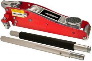 Speedway 7300 1.5 Ton High-Speed Aluminum Floor Jack