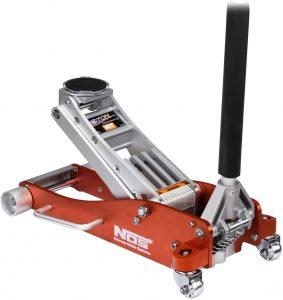 Sunex NOS NSJ0301 3-Ton Aluminum Service Jack