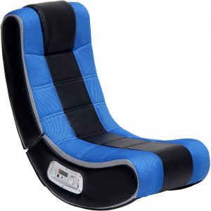Ace Bayou X Rocker 2.1 Sound V Rocker Gaming Floor Chair