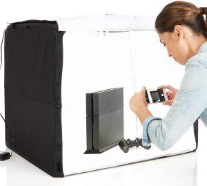 AmazonBasics Photo Studio LED Light Box