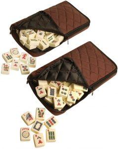 American Wholesaler, Inc. Linda Li8482 Mahjong Set