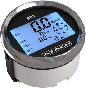 AndyTach GPS speedometer with Odometer