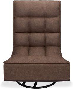Best Choice 360-Degree Swivel Folding Floor Gaming Chair